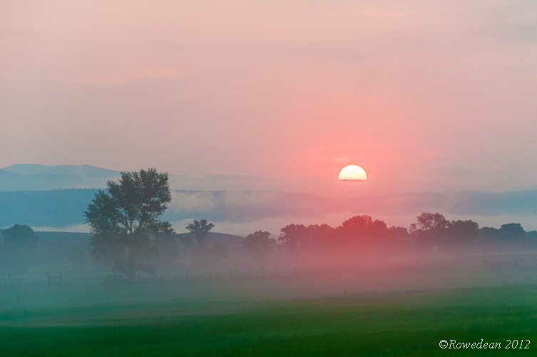 Foggy sunrise | NIKON 18-200MM F/3.5-5.6G ED-IF AF-S VR DX <br> Click image for more details, Click <b>X</b> on top right of image to close