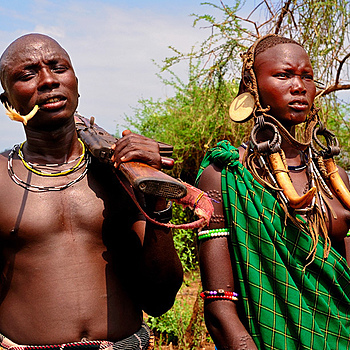 Omo Valley | NIKON 24-70MM F/2.8G ED AF-S N <br> Click image for more details, Click <b>X</b> on top right of image to close