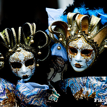 Venice Carnival | NIKON 70-200MM F/2.8G ED AF-S VR II <br> Click image for more details, Click <b>X</b> on top right of image to close