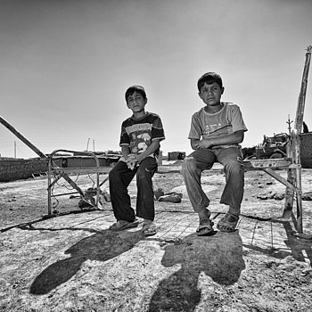 Kurdish Boys Northern Iraq | ZEISS ZF-II DISTAGON T* F3.5 18MM <br> Click image for more details, Click <b>X</b> on top right of image to close