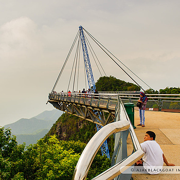 Sky bridge | NIKON 24-70MM F/2.8G ED AF-S N <br> Click image for more details, Click <b>X</b> on top right of image to close