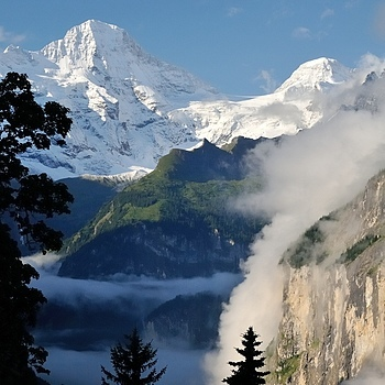 From Wengen