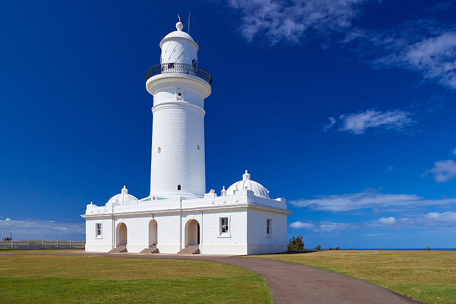 Macquarie Lighthouse | NIKON 24-70MM F/2.8E ED VR <br> Click image for more details, Click <b>X</b> on top right of image to close