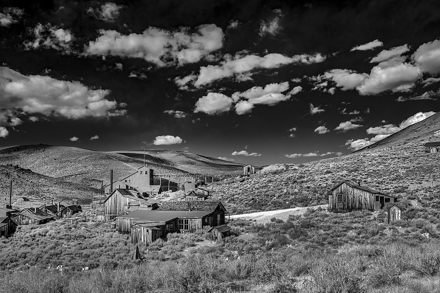 Bodie, California | AF-S NIKKOR 35MM F/1.4G <br> Click image for more details, Click <b>X</b> on top right of image to close