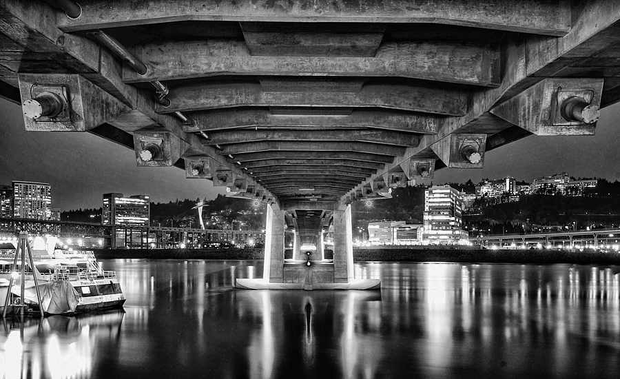 Under the bridge | NIKON 16-35MM F/4G ED AF-S VR <br> Click image for more details, Click <b>X</b> on top right of image to close