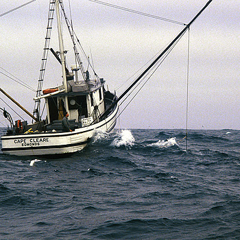 F/V Cape  Cleare off Newport | LENS MODEL NOT SET