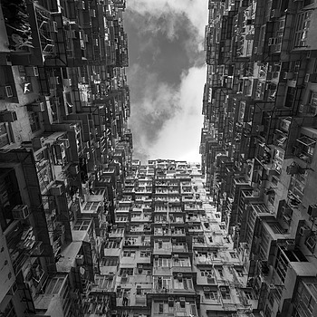 Quarry Bay housing  | AF-S NIKKOR 16-35MM F/4G ED VR