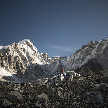 Everest Basecamp helipad | ZEISS ZF-II DISTAGON T* F2.8 21MM