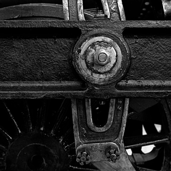 Locomotive detail | NIKON 24MM F/1.4G ED AF-S <br> Click image for more details, Click <b>X</b> on top right of image to close