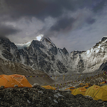 Everest Base Camp | ZEISS ZF-II DISTAGON T* F2.8 21MM