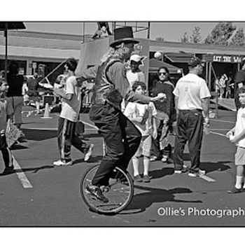 Unicycling | NIKON 18-55MM F/3.5-5.6G AF-S VR DX <br> Click image for more details, Click <b>X</b> on top right of image to close