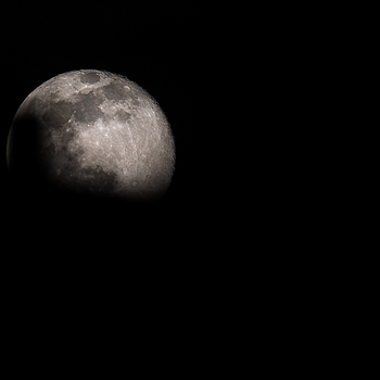 Florida Moon, May 11, 2011 |  NIKON 200-500 F5.6E ED VR