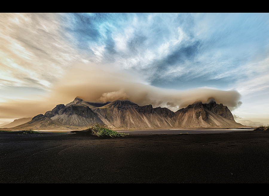 nikonimages.com gallery | Nikkor 16mm F3.5 Ai Fisheye Stokksnes Iceland | Lens model not set | ILCE-7
