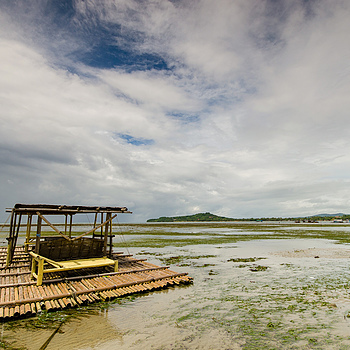Cloudy Matabungkay Beach at low tide | SIGMA 10-20MM F4-5.6 <br> Click image for more details, Click <b>X</b> on top right of image to close