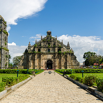 Paoay Church | SIGMA 10-20MM F4-5.6 <br> Click image for more details, Click <b>X</b> on top right of image to close