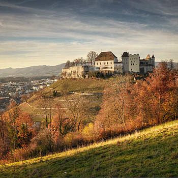 Lenzburg Castle... | NIKON 18-105MM F/3.5-5.6G ED-IF AF-S VR DX <br> Click image for more details, Click <b>X</b> on top right of image to close