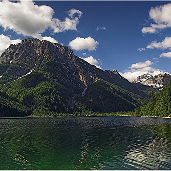 Lago del Predil | LENS MODEL NOT SET <br> Click image for more details, Click <b>X</b> on top right of image to close