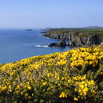 Pembrokeshire Coast of Wales