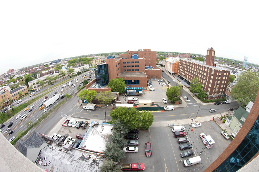 Jamaica Hosptial | ROKINON 8MM FISHEYE <br> Click image for more details, Click <b>X</b> on top right of image to close