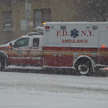 NYC EMS Heroes | NIKON 18-55MM F/3.5-5.6G ED AF-S II DX <br> Click image for more details, Click <b>X</b> on top right of image to close