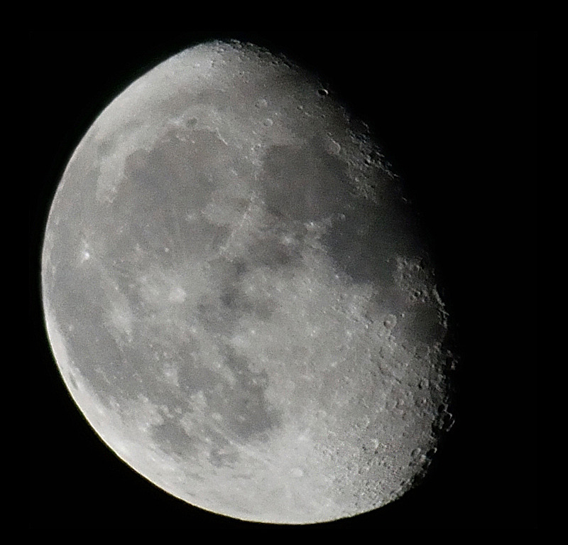 Moon 4 | SIGMA 70-300MM F4-5.6 <br> Click image for more details, Click <b>X</b> on top right of image to close