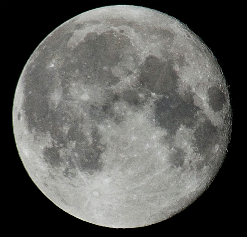 Moon 1 | SIGMA 70-300MM F4-5.6 <br> Click image for more details, Click <b>X</b> on top right of image to close