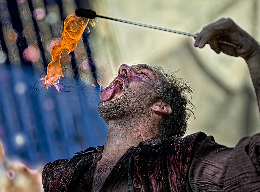 """Broon"", Northern California Renaissance fair 