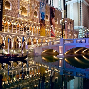 THE VENETIAN; Las Vegas, Nevada | NIKON 28MM F/1.4D AF ASPHERICAL <br> Click image for more details, Click <b>X</b> on top right of image to close