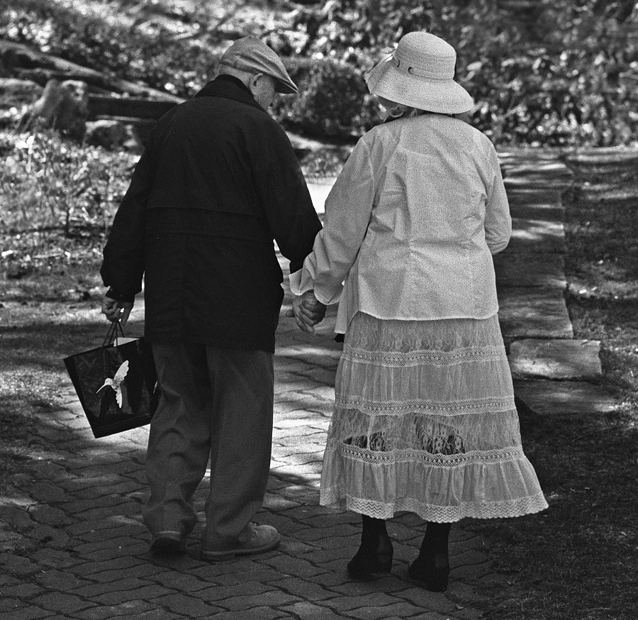 Old folks | NIKON 35MM F1.8 <br> Click image for more details, Click <b>X</b> on top right of image to close