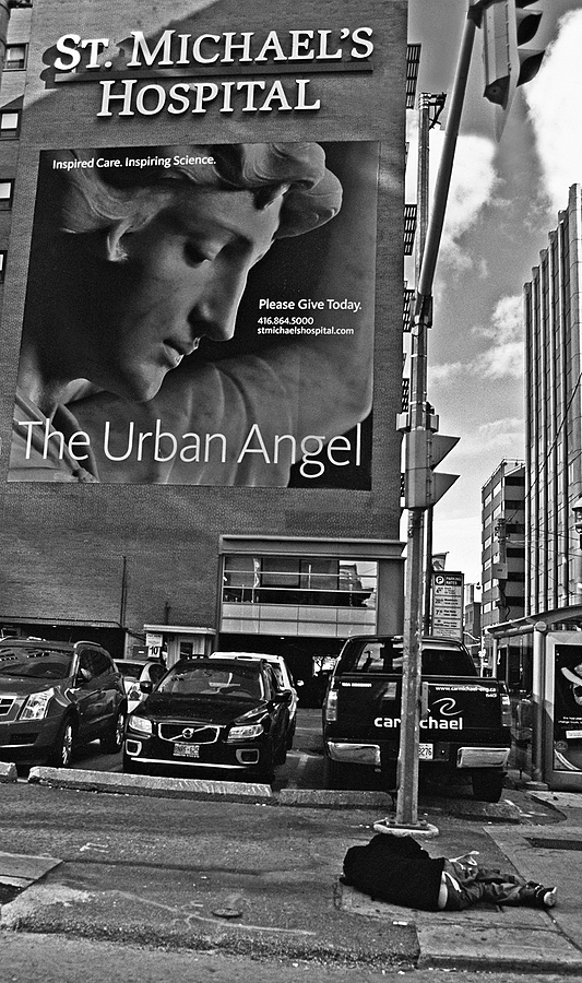 The Urban Angel | NIKON 24MM F/2.0 <br> Click image for more details, Click <b>X</b> on top right of image to close
