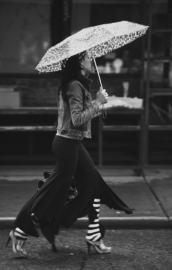 Woman with umbrella | NIKON 85MM F2.0 <br> Click image for more details, Click <b>X</b> on top right of image to close
