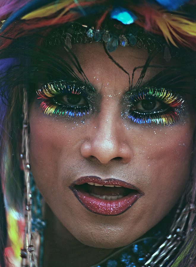 Rainbow eyes-Pride 2003 | TOKINA 80-200MM F2.8 <br> Click image for more details, Click <b>X</b> on top right of image to close