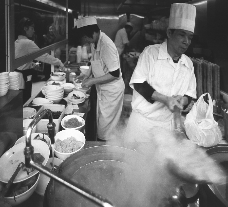 Lunchtime in Chinatown | COSINA 21MM F4 SKOPAR  <br> Click image for more details, Click <b>X</b> on top right of image to close