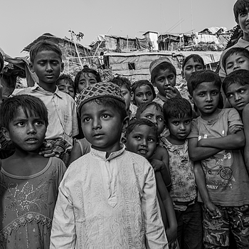 Children of the Rohingya | NIKON 24-70MM F/2.8G ED AF-S N