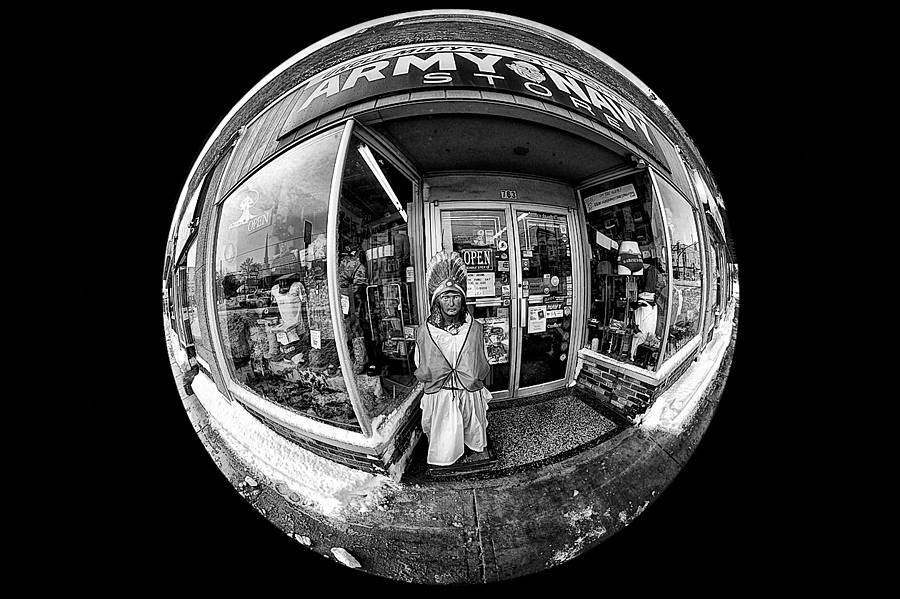 Nikon 8mm f/2.8 Circular Fisheye