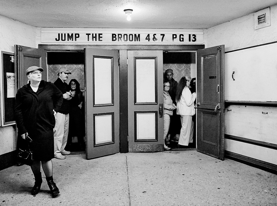 """Jump The Broom"" 
