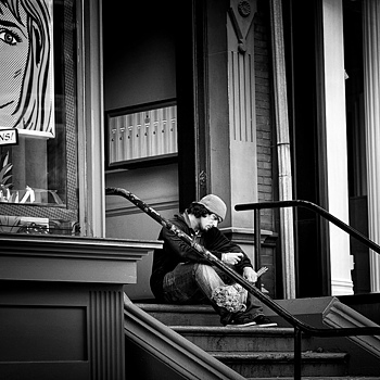Waiting! | LEICA 80MM F1.4 SUMMILUX <br> Click image for more details, Click <b>X</b> on top right of image to close