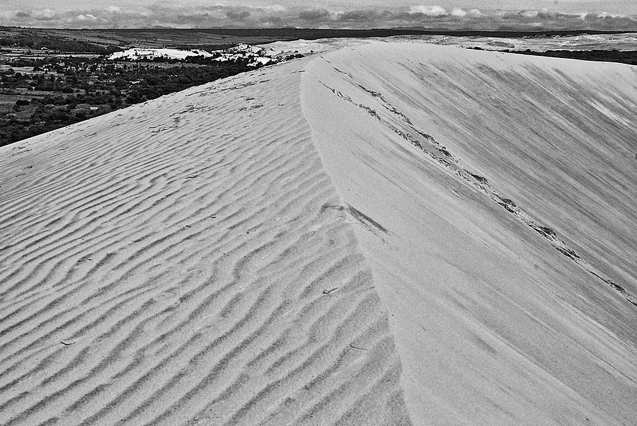 Sand Ripples | NIKON 50MM F/1.4D AF <br> Click image for more details, Click <b>X</b> on top right of image to close
