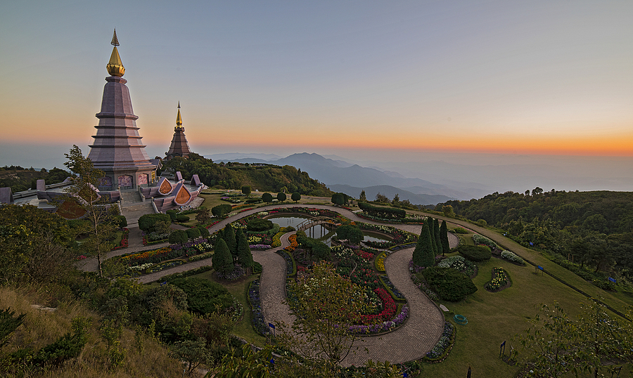 Doi Inthanon Highest Peak in Thailand | NIKON 20MM F/2.8 <br> Click image for more details, Click <b>X</b> on top right of image to close