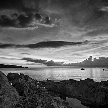 Phuket Magic Hour | NIKON 20MM F/2.8 <br> Click image for more details, Click <b>X</b> on top right of image to close
