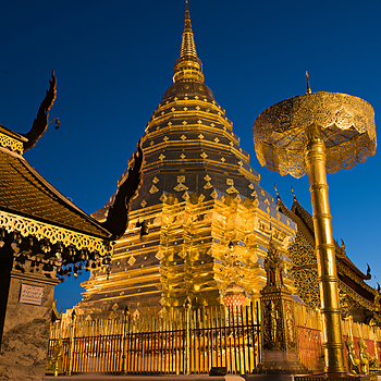 Golden Doi Suthep | NIKON 24-70MM F/2.8G ED AF-S N