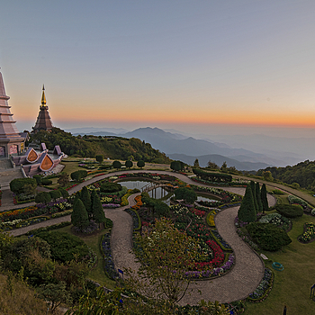 Doi Inthanon Highest Peak in Thailand | NIKON 20MM F/2.8
